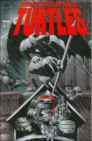 Teenage Mutant Ninja Turtles (1996) 8-A by Image