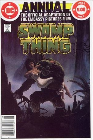 Swamp Thing Annual (1982) 1-A