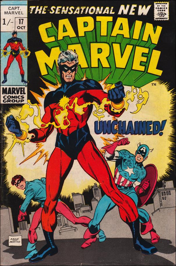 Captain Marvel (1968) 17-B by Marvel