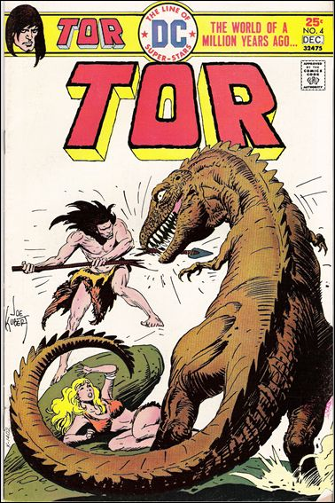 Tor (1975) 4-A by DC