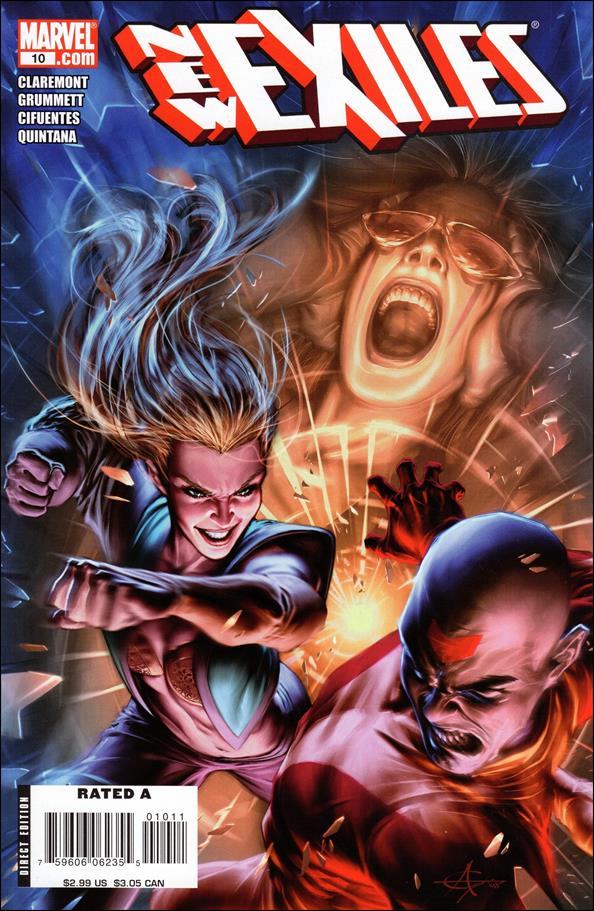 New Exiles 10-A by Marvel