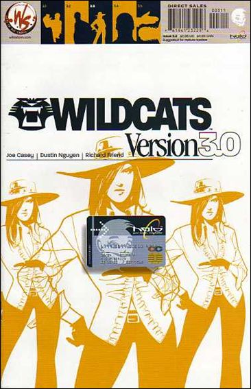 WildCats Version 3.0 3-A by WildStorm