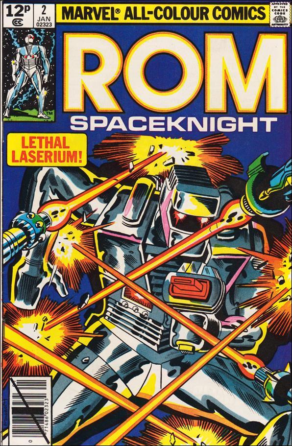 ROM (1979) 2-B by Marvel