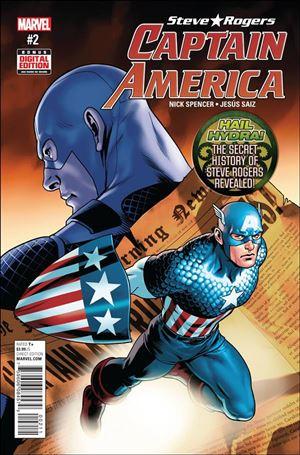 Captain America: Steve Rogers 2-A