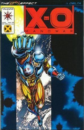 X-O Manowar (1992) 33-A