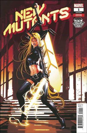 New Mutants (2020) 1-J