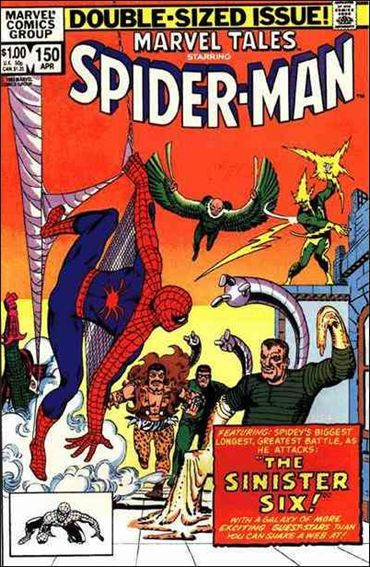 Marvel Tales (1966) 150-A by Marvel