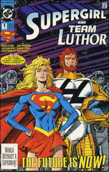 Supergirl/Lex Luthor Special 1-A by DC