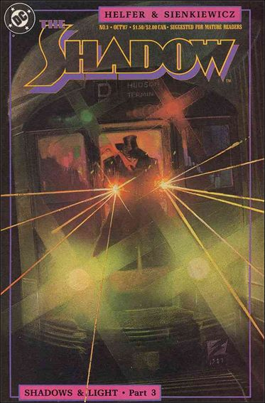 Shadow (1987) 3-A by DC