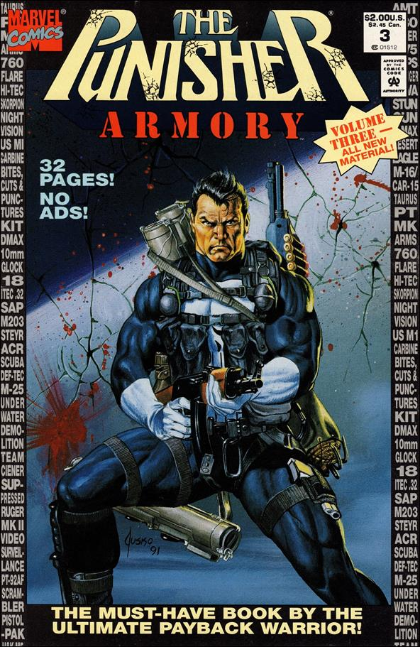 Punisher Armory 3-A by Marvel