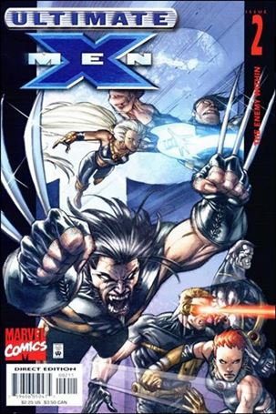 Ultimate X-Men (2000) 2-A
