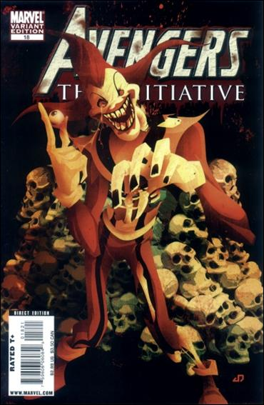 Avengers: The Initiative 18-B by Marvel