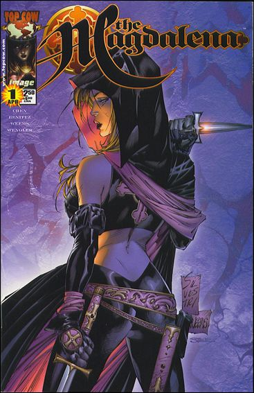 Magdalena (2000) 1-B by Top Cow