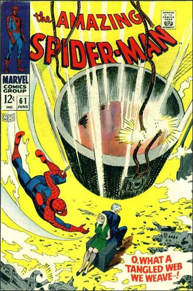 Amazing Spider-Man (1963) 61-A by Marvel