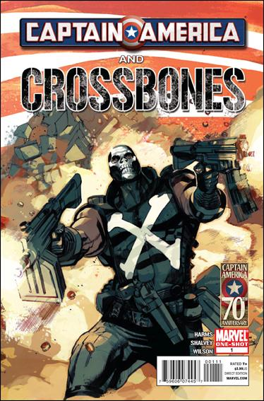 Captain America and Crossbones 1-A by Marvel