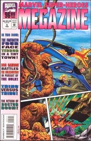 Marvel Super-Heroes Megazine 5-A