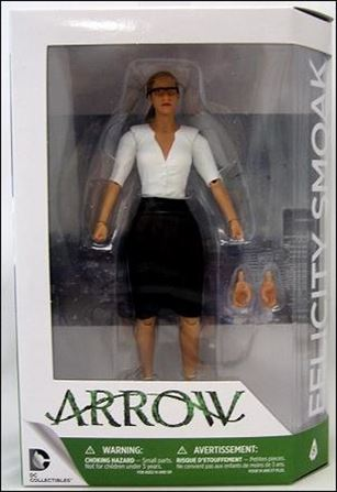 DC Comics: Arrow The TV Series Felicity Smoak