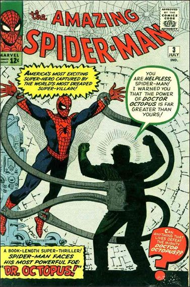 Amazing Spider-Man (1963) 3-A by Marvel