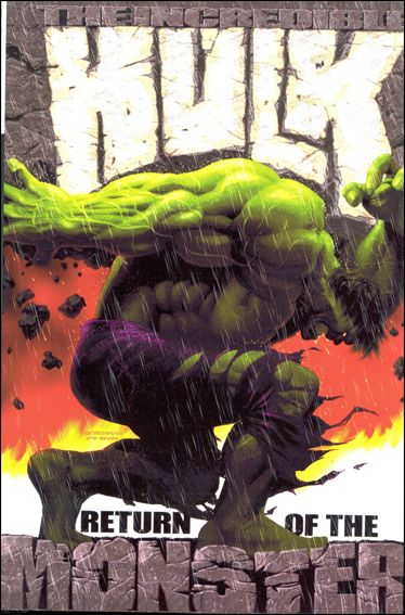 Incredible Hulk  1-A by Marvel