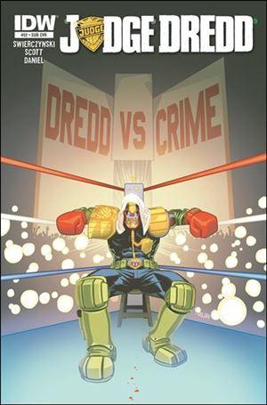 Judge Dredd (2012) 22-B