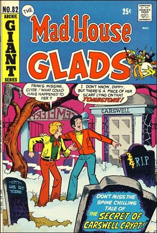 Madhouse Glads 82-A