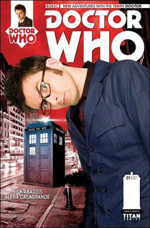 Doctor Who: 10th Doctor 1-E