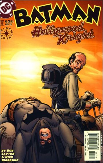 Batman: Hollywood Knight 2-A by DC