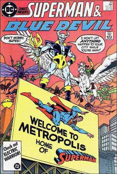 DC Comics Presents (1978) 96-A by DC