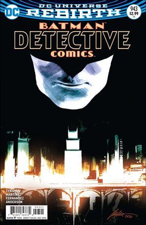 Detective Comics (1937) 943-B