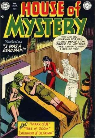 House of Mystery (1951) 2-A