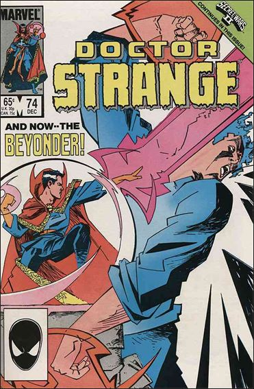 Doctor Strange (1974) 74-A by Marvel