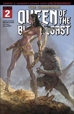Cimmerian: Queen of the Black Coast 2-A