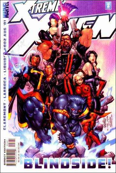 X-Treme X-Men (2001) 2-A by Marvel