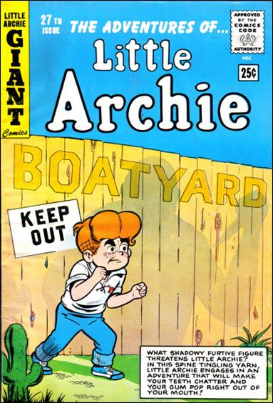 Little Archie 27-A by Archie