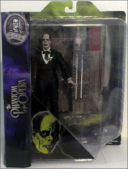 Universal Monsters Phantom Of The Opera by Diamond Select