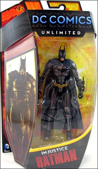 DC Comics Unlimited Injustice Batman by Mattel