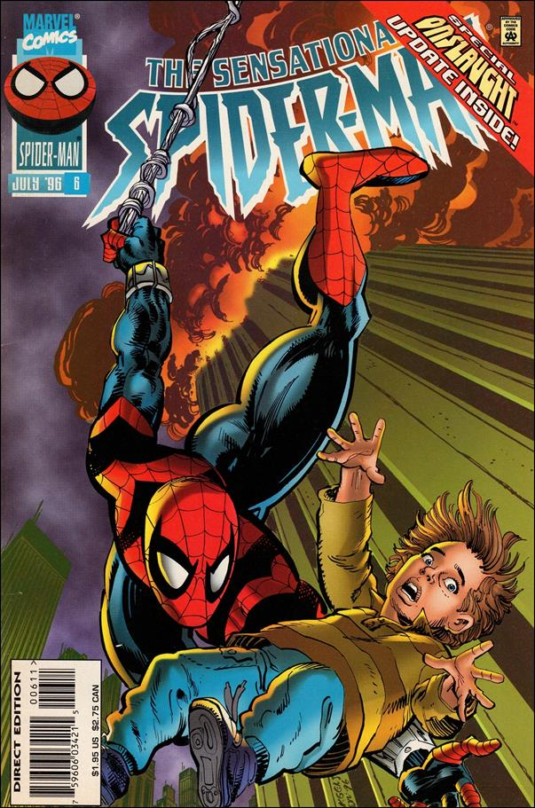 Sensational Spider-Man (1996) 6-A by Marvel
