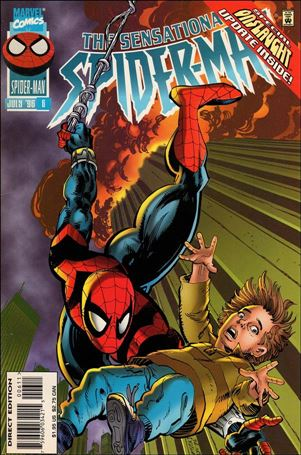 Sensational Spider-Man (1996) 6-A