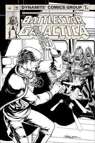 Battlestar Galactica (Classic) (2018) 2-D
