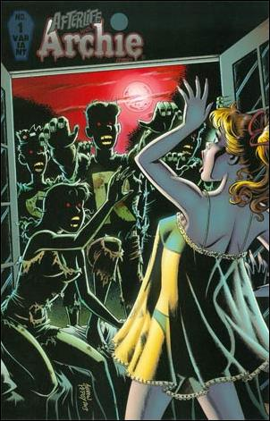 Afterlife with Archie 1-D by Archie