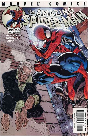 Amazing Spider-Man (1999) 33-A by Marvel
