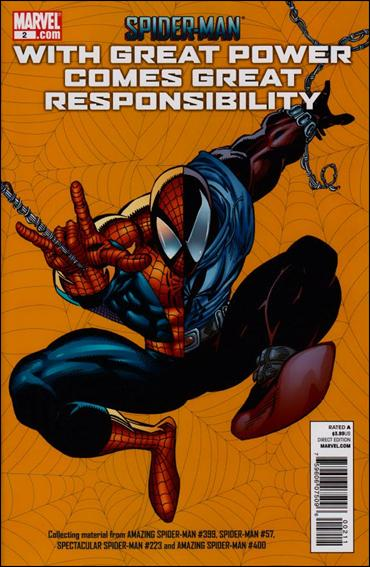 Spider-Man: With Great Power Comes Great Responsibility 2-A by Marvel