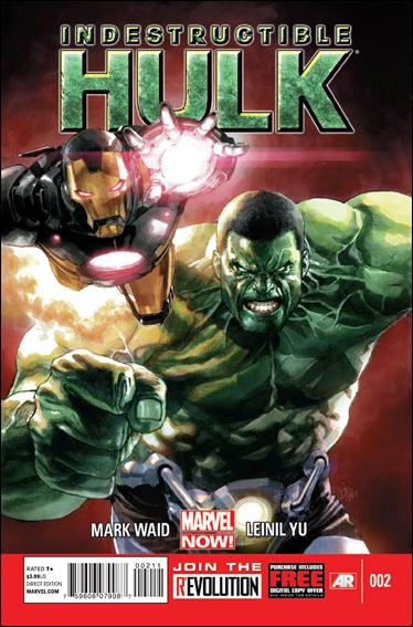 Indestructible Hulk 2-A by Marvel
