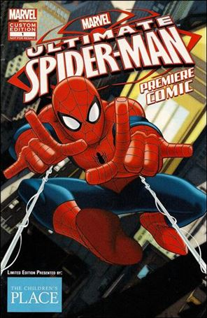 Ultimate Spider-Man Premiere Comic 1-B