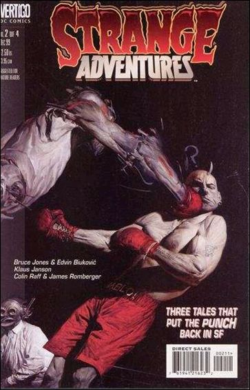 Strange Adventures (1999) 2-A by Vertigo