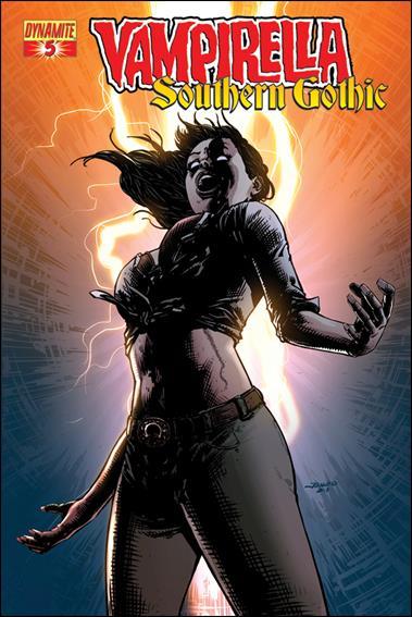 Vampirella: Southern Gothic 5-A by Dynamite Entertainment