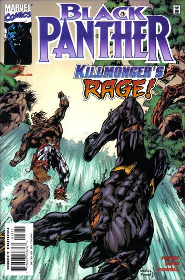 Black Panther (1998) 18-A by Marvel