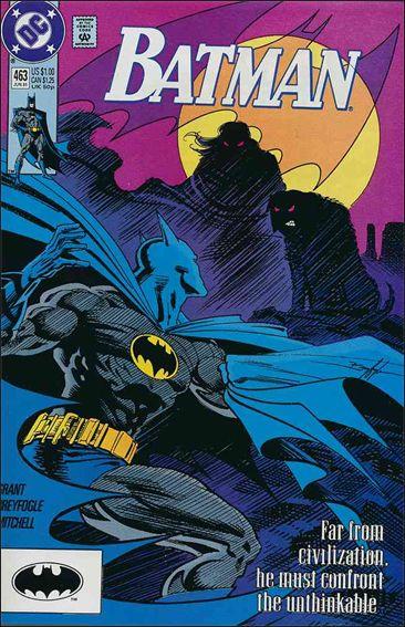 Batman (1940) 463-A by DC
