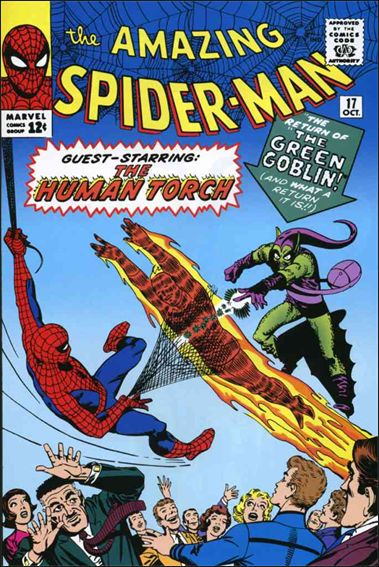 Amazing Spider-Man (1963) 17-A by Marvel