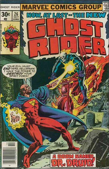 Ghost Rider (1973) 26-A by Marvel